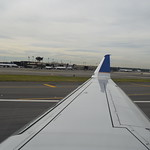 Flying from Newark to Pittsburgh on a Republic Airways United Express Embraer E175.